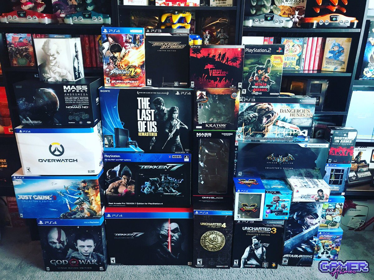 Xbrandalionx On Twitter Heres Some Of My Playstation 3 And