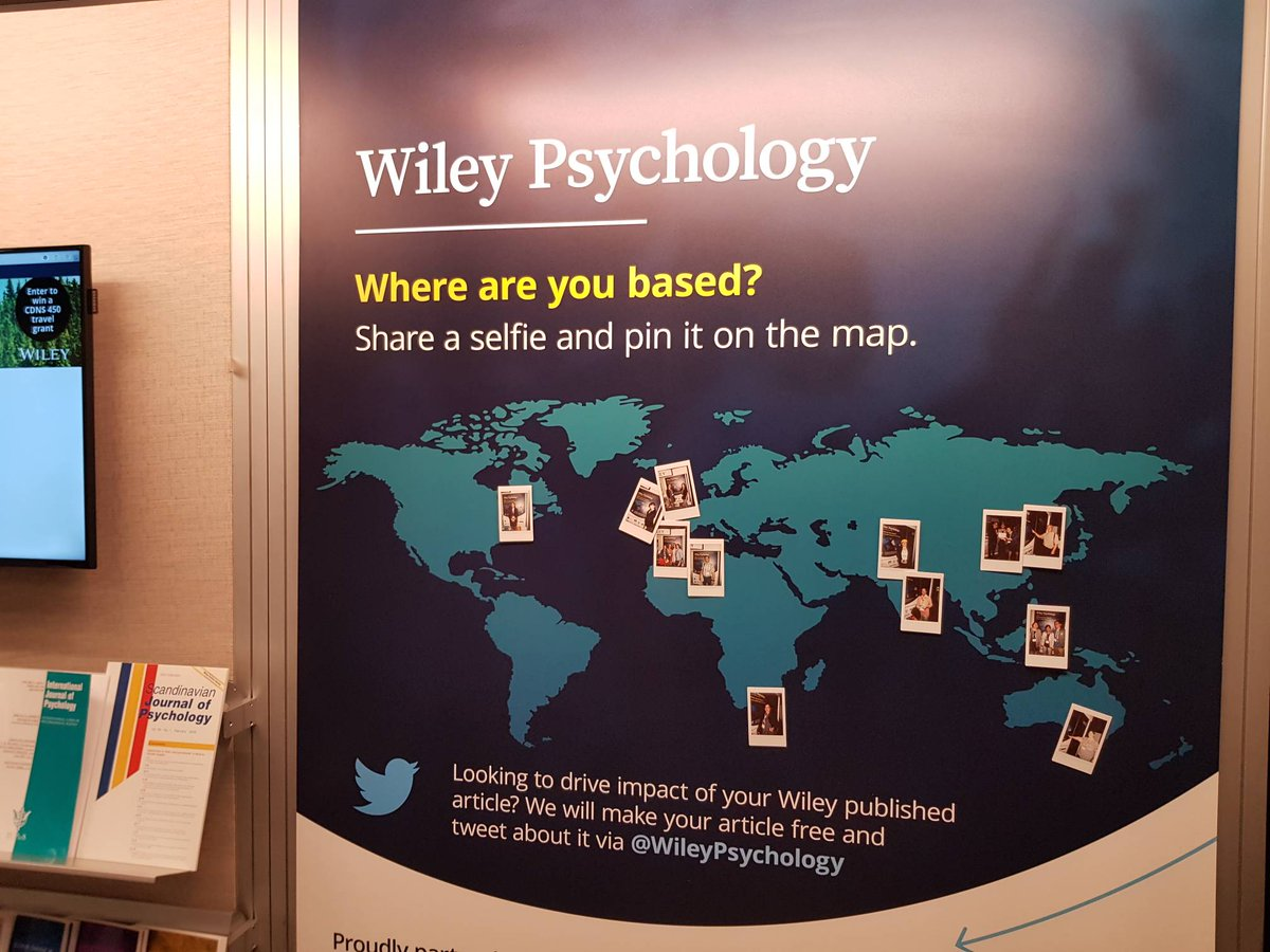 Wiley Psychology on Twitter: \
