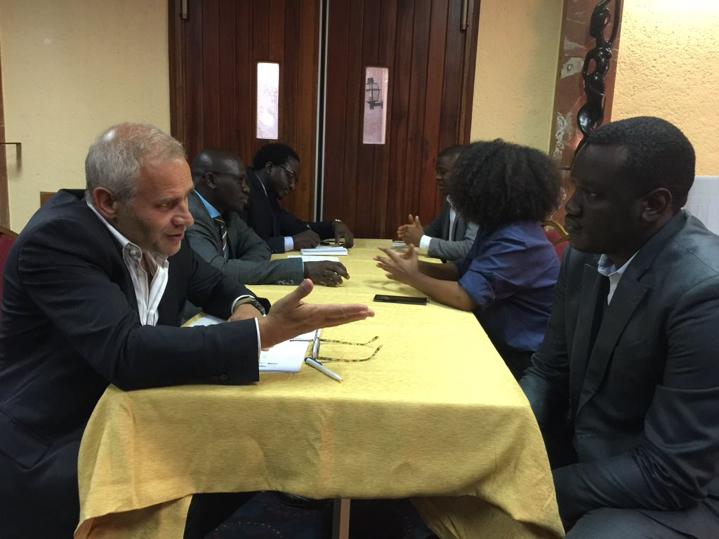 Speed Dating Dakar