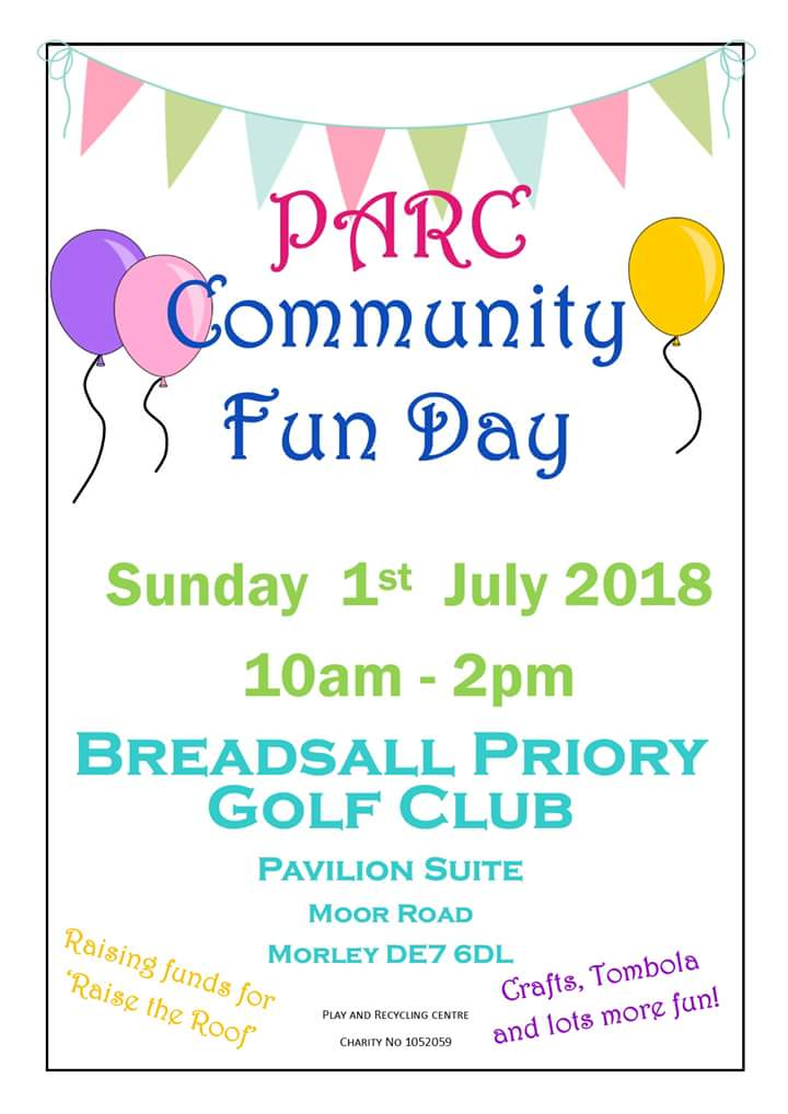 Getting ready for our community day on Sunday #community #raisetheroof