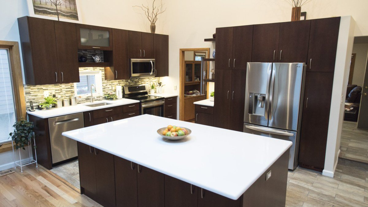 One Of The Biggest Factors In Selecting USA Cabinet Store For Their  #kitchen #remodel Was Their Impressions That ...