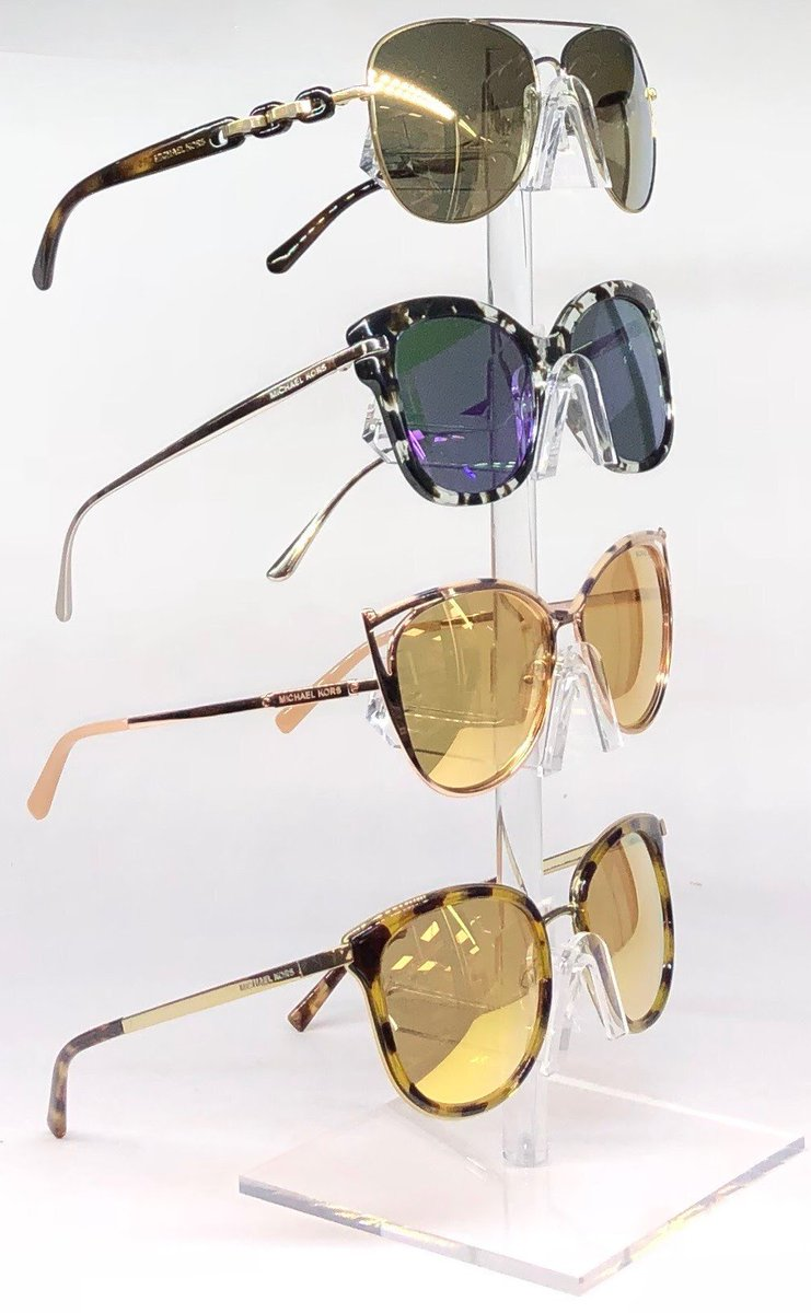 6dd893857c0b Michael Kors Sunglasses. These are beautiful and are ready for most  prescription Polaroid lenses. Stop by today at 1088 Industrial Pkwy in  Saraland to see ...