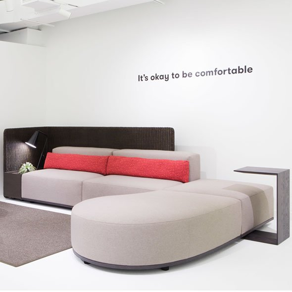 Studio Tk On Twitter Have You Met Christophe Pillet He S The Designer Behind Award Winning Borough A Collection Of Modular Lounges Winner Best Of Neocon Silver Hip Awards Https T Co Zueafhb35z Interiordesign