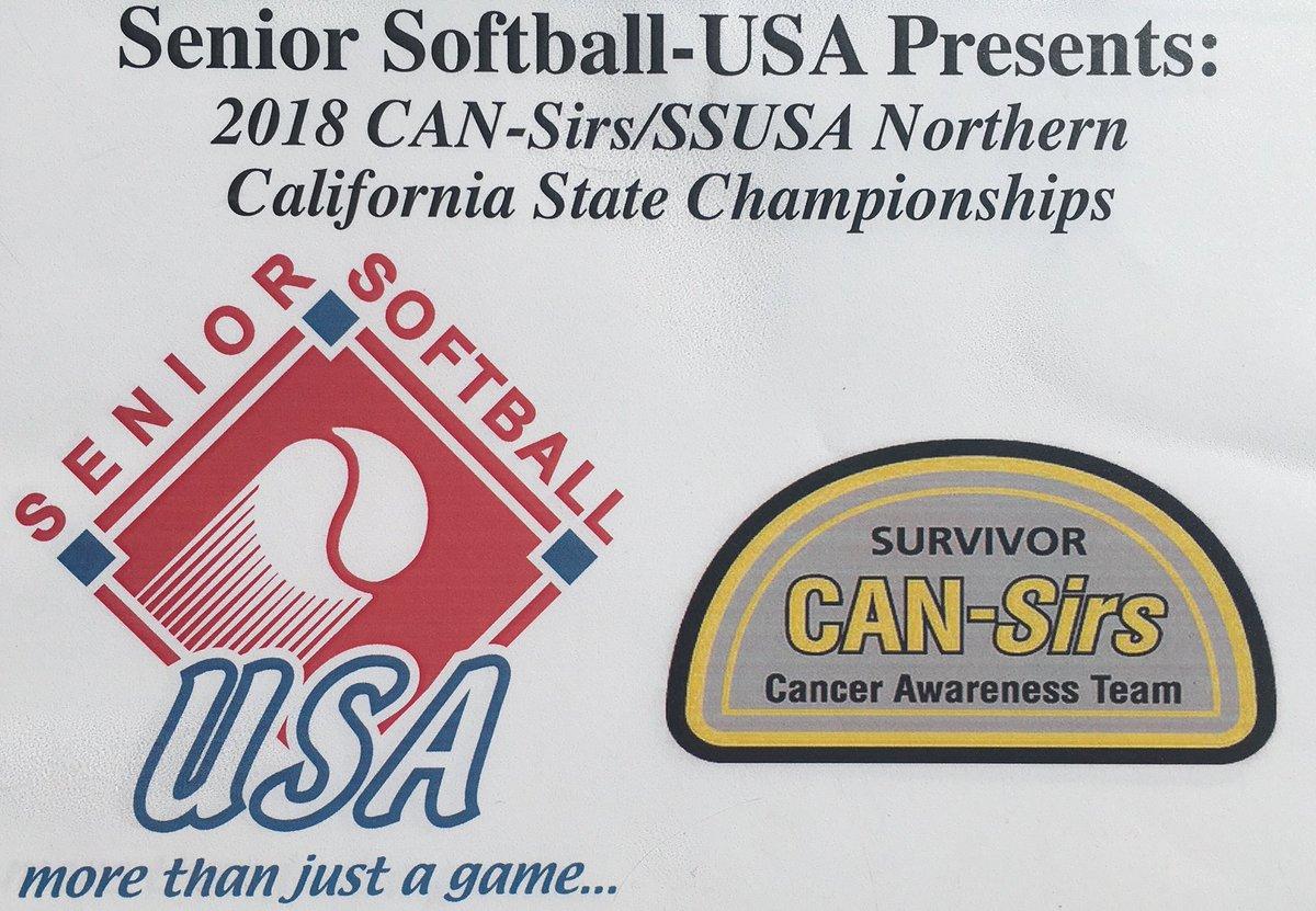 Senior Softball-USA (@seniorsoftball) | Twitter