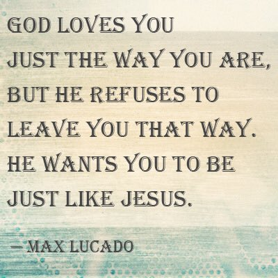 Gavin Calver On Twitter This Quote From The Great At Maxlucado Seems