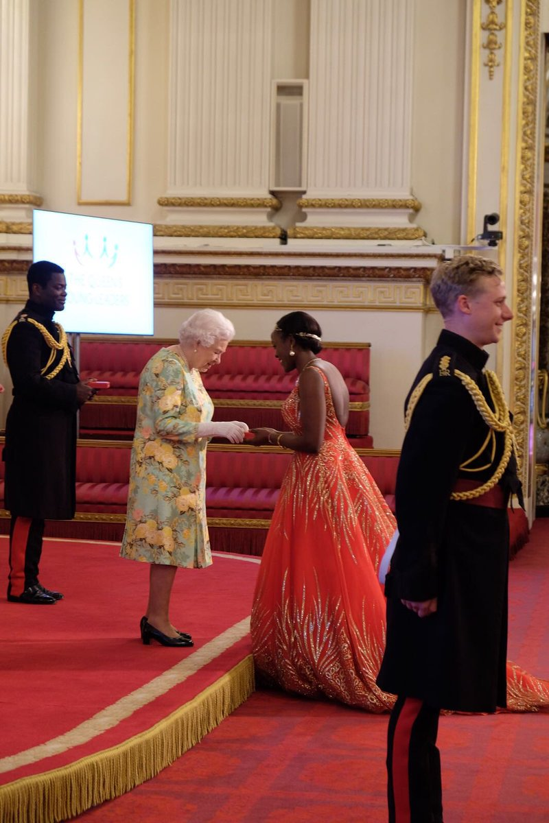 The Queen's Young Leaders Award 2018