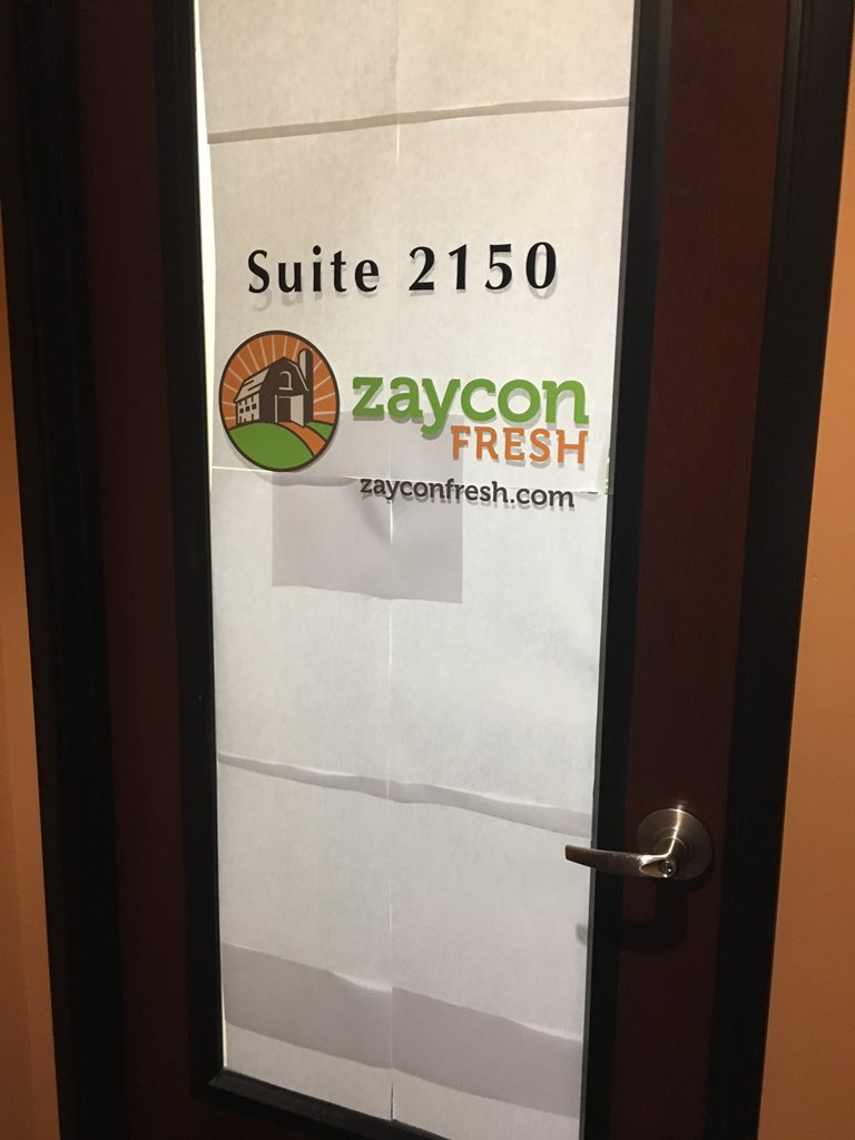 The Windows/door Are Taped Up, But There Are Staff Inside  They Referred Us  To The Companyu0027s Founder/CEO. We Have Not Yet Heard Back From Him.