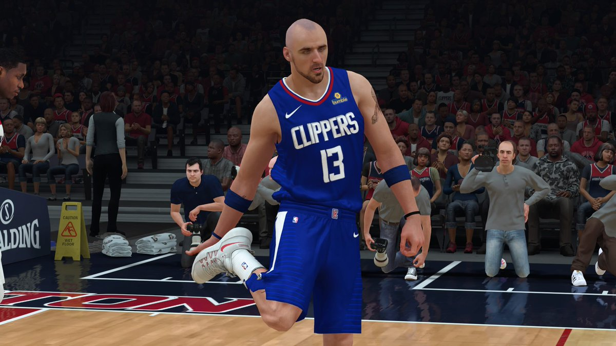 Austin Rivers   Marcin Gortat on their new teams.pic.twitter.com zPsDfkqcxJ dbfff712b