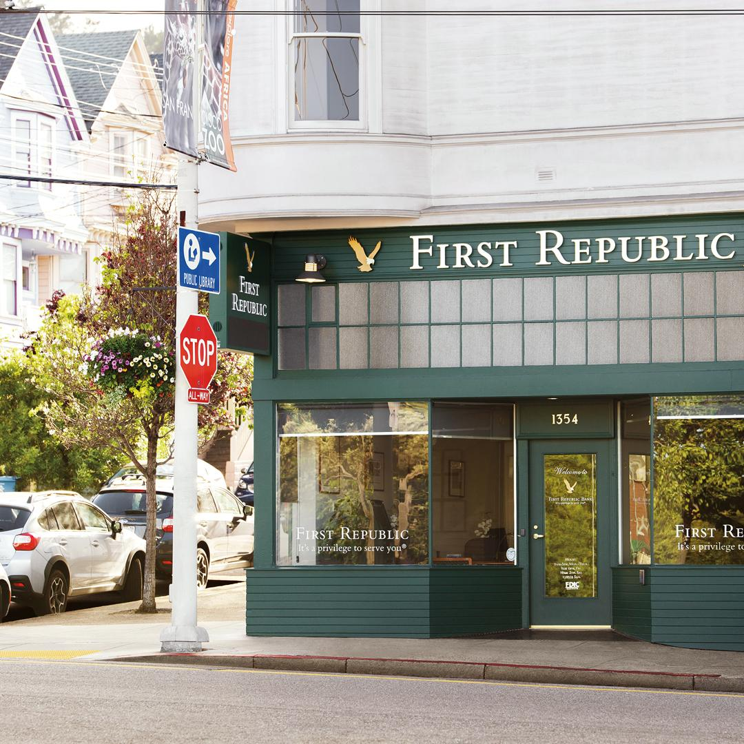 First Republic Bank Picture