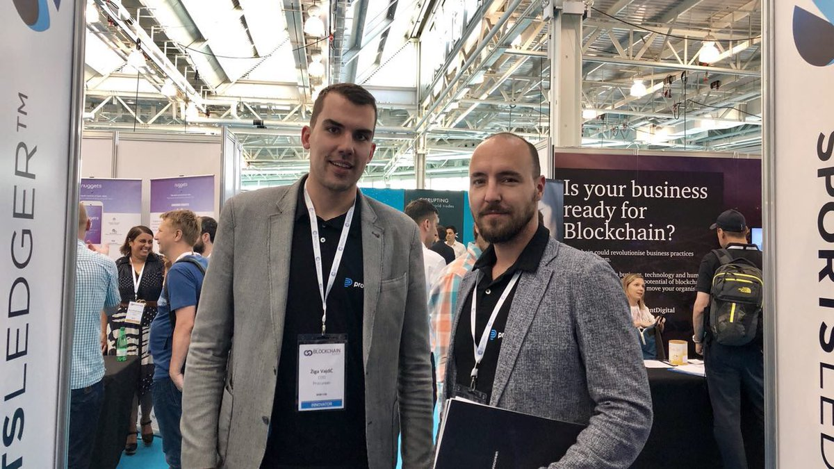 A day packed with business meetings and networking. Received great feedback and looking forward to future co-operations. Greetings from #london! 😊🇬🇧 #Procurean #Startup #BlockchainSummitLondon https://t.co/x5lWBkdGHZ