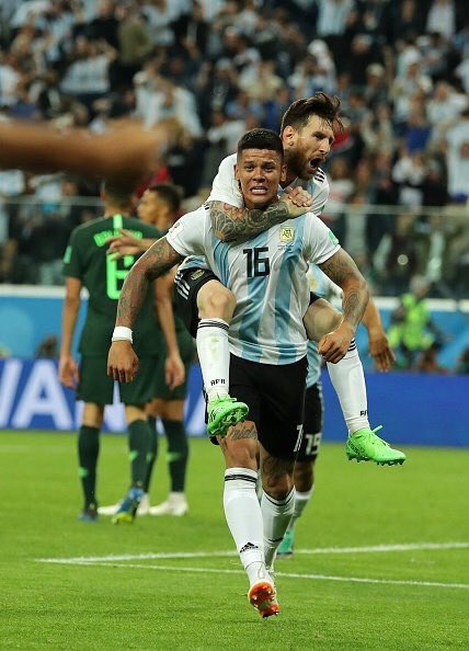 ARGENTINA HAVE DONE IT!!!!!!