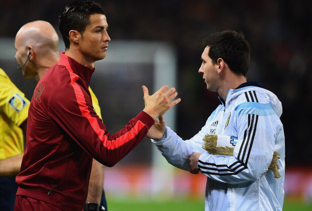 If Portugal beats Uruguay and Argentina beats France, it will be Argentina vs Portugal in one of the most anticipated World Cup games of all-time. Messi vs Ronaldo. RIP Twitter if this happens.