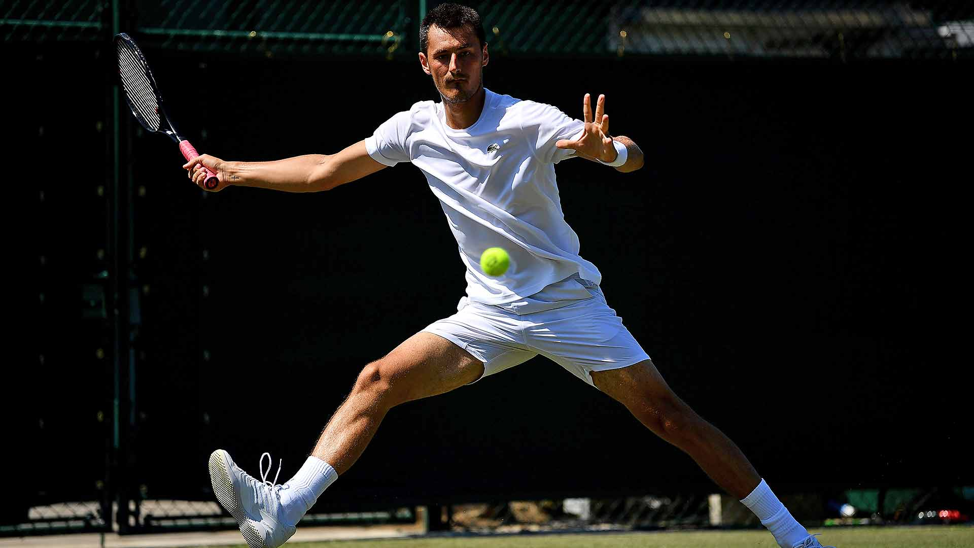 ���� Tomic close to returning to #Wimbledon main draw.  ➡️ https://t.co/NlLJQC1H9t #ATP https://t.co/k9C0kZESnQ
