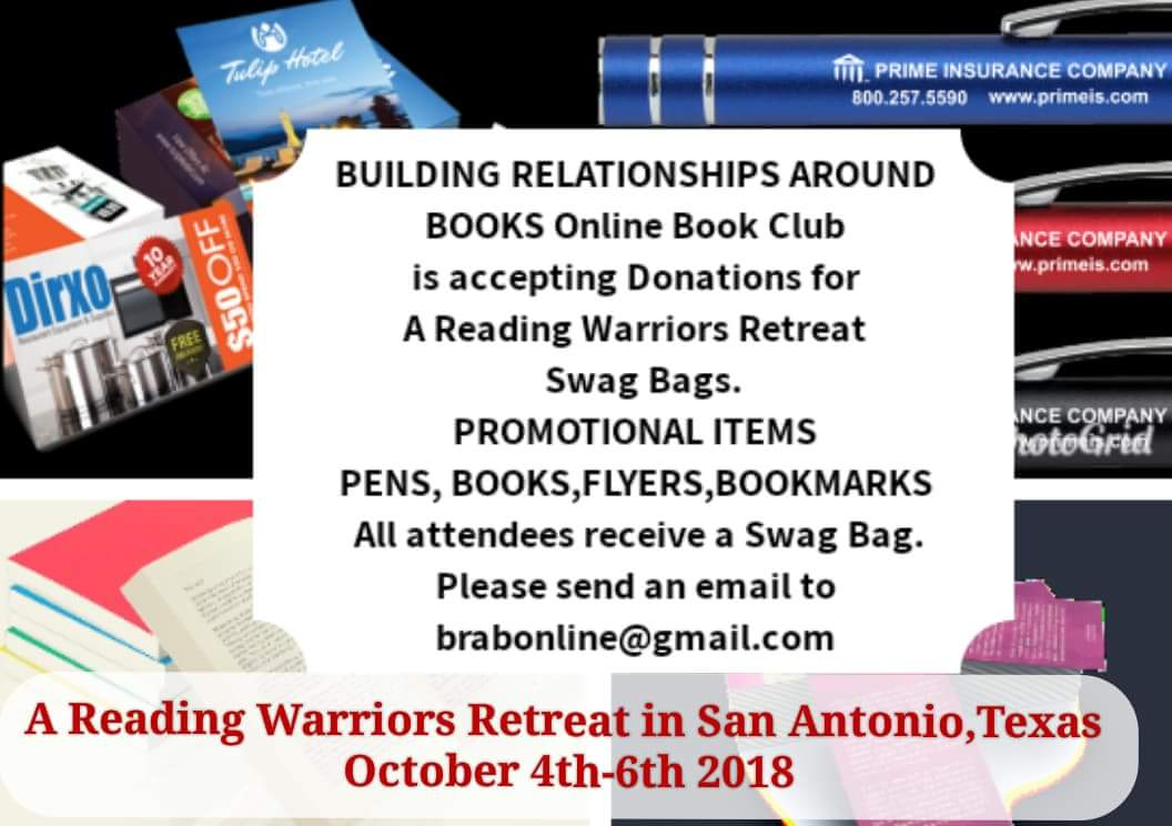 Drop Some Items In The Swag Bag Will Be Given To Everyone At Event San Antonio This October Interested Send A Email Brabonline Gmail