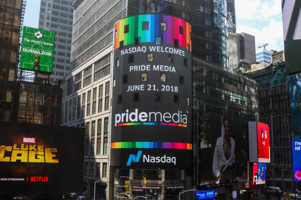 #FacebookLive with the new CEO of @PrideMediaInc, Nathan Coyle: https://t.co/uUcycuRxFH