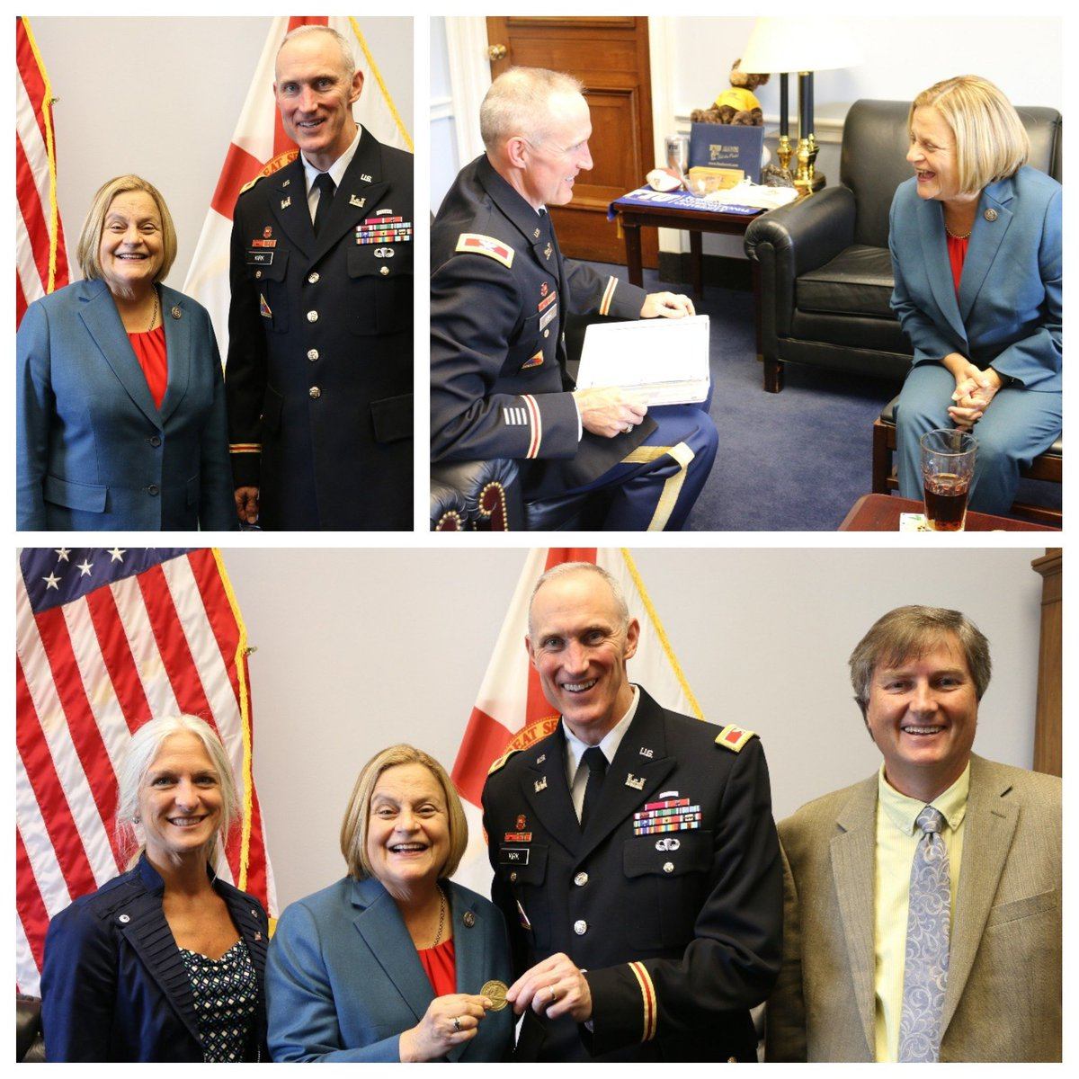 Met with U.S. Army Corps of Engineers Jacksonville District Commander Colonel Jason Kirk.We talked #EvergladesRestoration, beach renourishment + big plans @PortMiami. Impt projects which will energize our local economy and preserve #SoFla's national treasures. @USACEHQ @JaxStrong