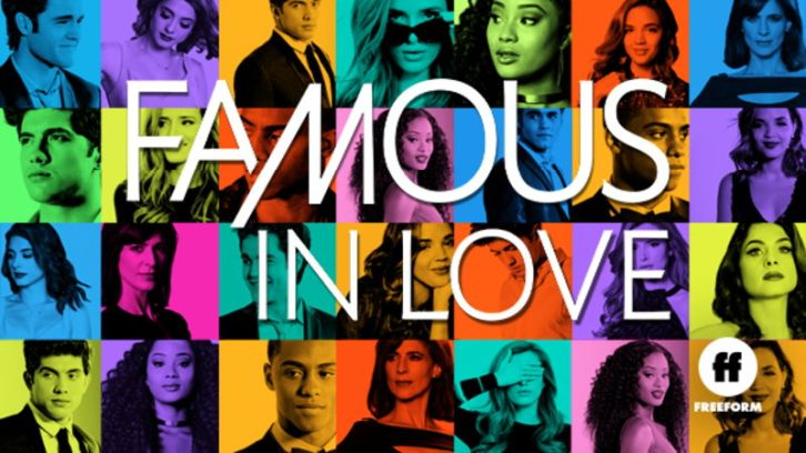 Freeform Cancels 'Famous in Love' After 2 Seasons