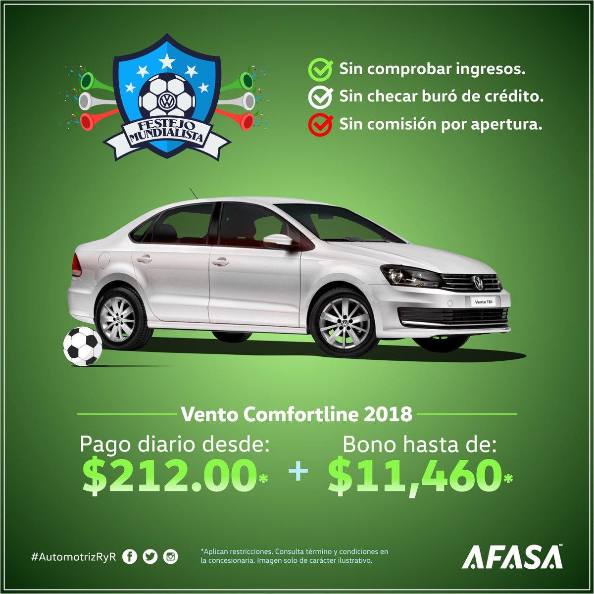 Volkswagen sin buro de credito