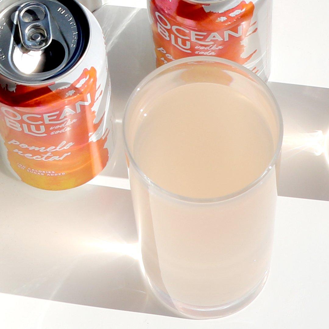 Pomelo Soft Drink