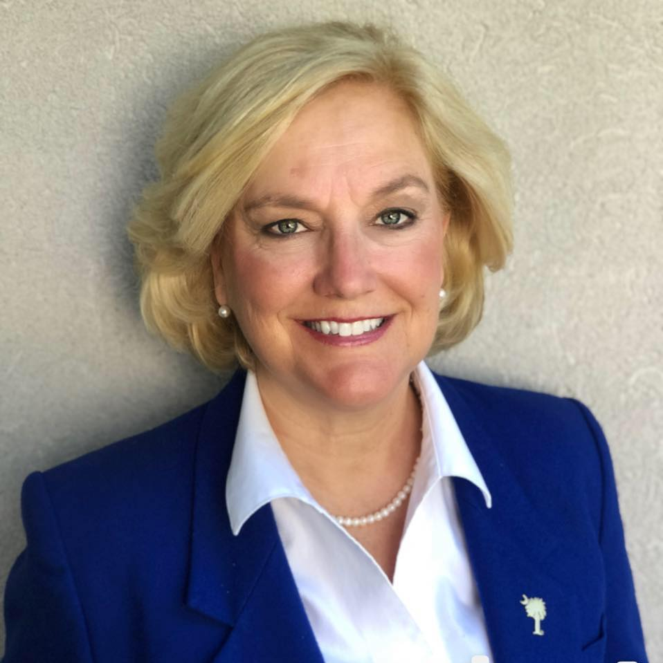BREAKING: Paula Calhoon wins Republican nomination in South Carolina State House District 87 #scrunoff #APRaceCall