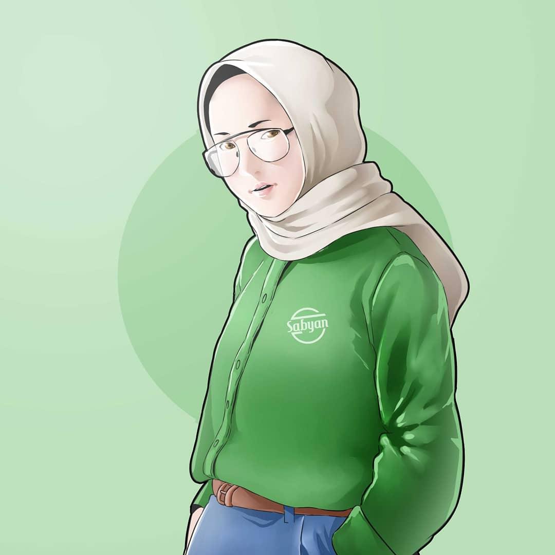 Yang lagi populer dimana mana . #marsurinki #digital_art #digitaldrawing #drawings #deemsalam #nisasabyan #hijaudaun #green #gambus #instaart #hijup #hijupstyle #girlonhijab #instaposts #indonesian #commisions #commisionedart #commisionsopenpic.twitter.com/PcoQ8YdshR