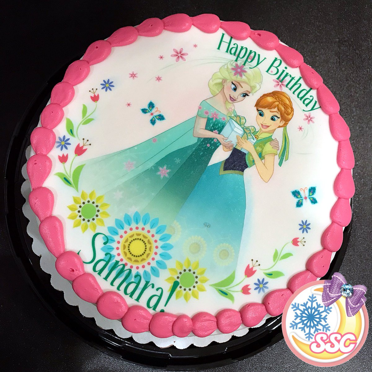 Saior Samara On Twitter Here Is The Birthday Cake My Husband Ewesley83 Got For Me Today Its Beautiful