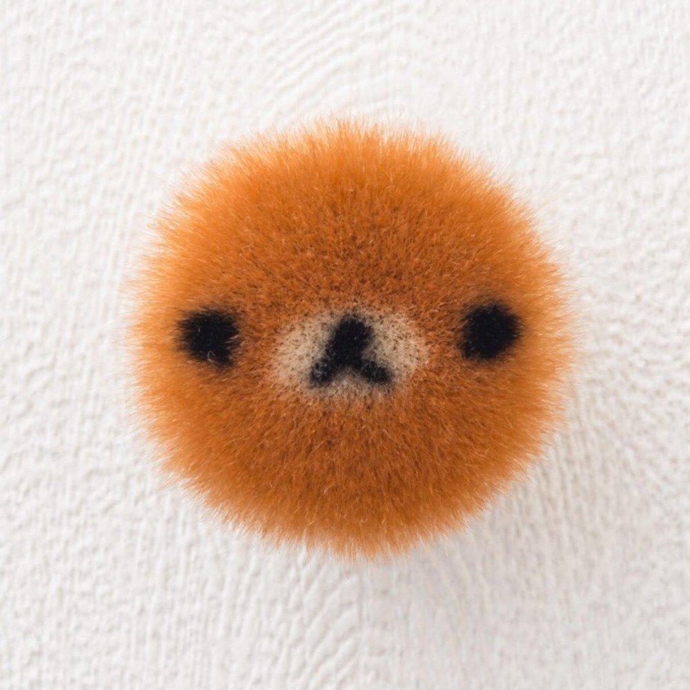 リラックマのメイクブラシ「リラックマクマノフデ」日本一の筆の産地・熊野職人が制作 - https://t.co/sluHg98g4c