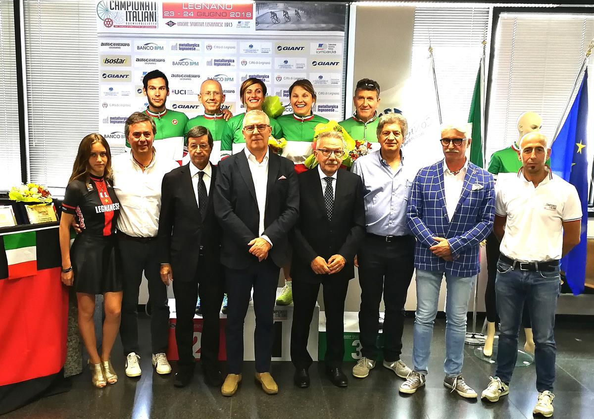 BICITV On Twitter Tricolori Strada Master 2018 Laureati A