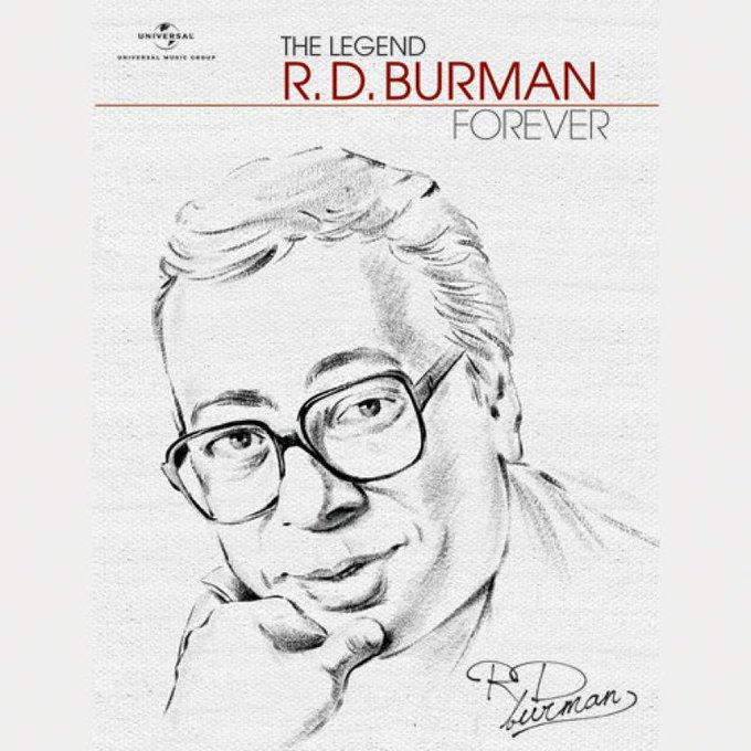 Happy Birthday to  \The Legend\ of Music R.D.Burman ji