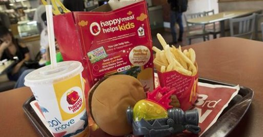 mcdonalds change story responding to pressure The changes will result in an estimated 20% reduction in calories for the most popular happy meals, said mcdonald's (most popular presumably means the meals with the fries.