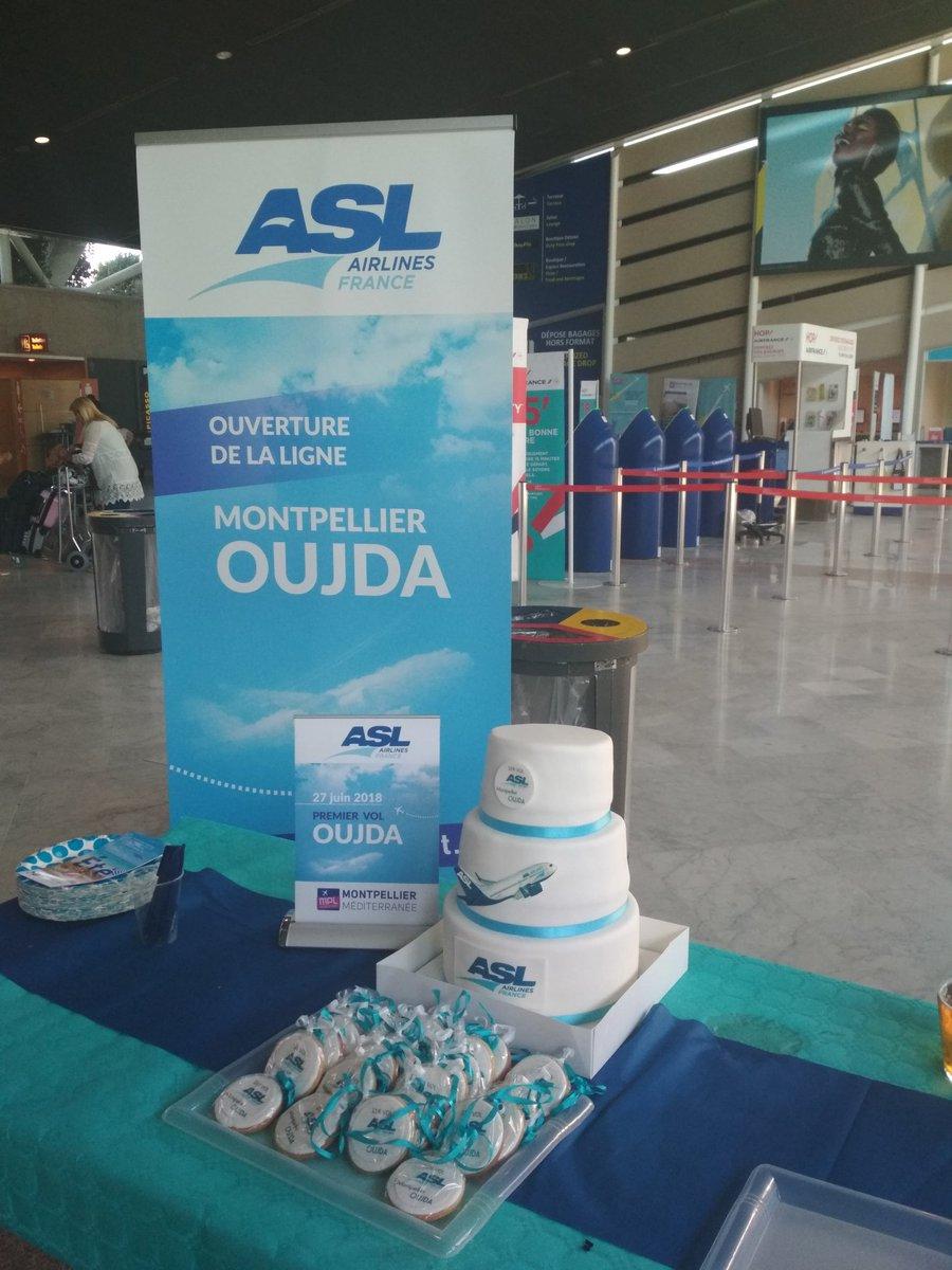 Aeroport Montpellier V Twitter Aujourd Hui C Est Le 1er Vol