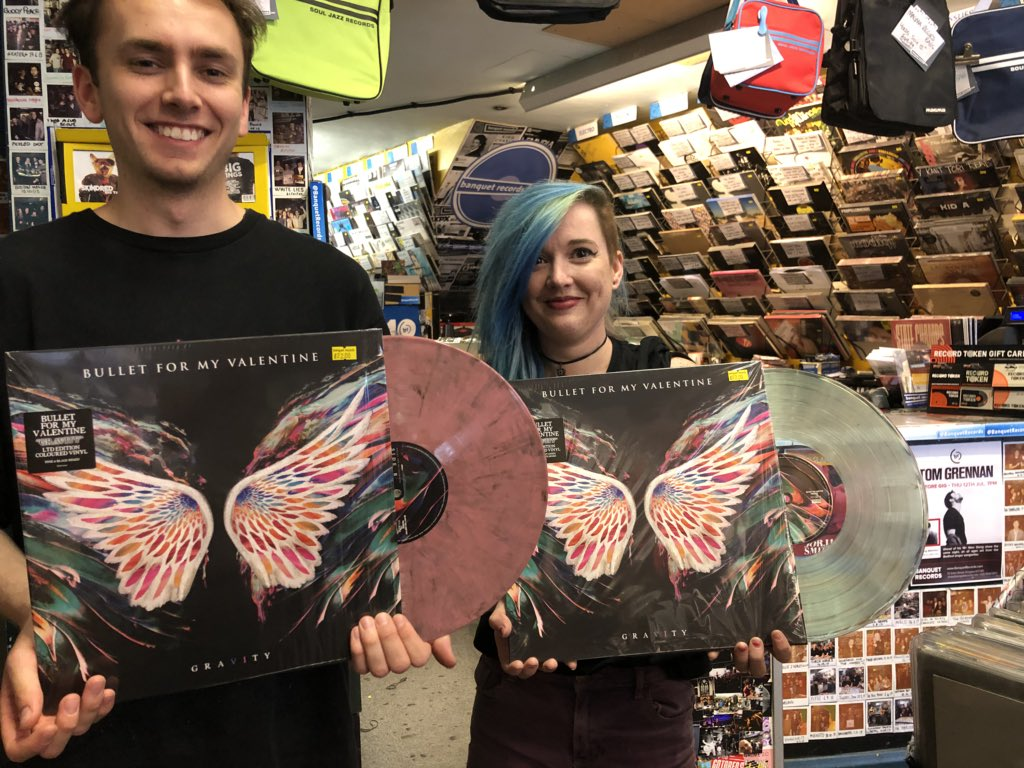 Banquet Records On Twitter Banquet For My Vinyltime The New Bullet
