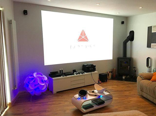 ... #gaming #gameroom #gamingsetup #setup #livingroom #mancave  #interiordesign #interior #xbox #xboxone #dyson #homecinema #hometheater  #smarthome #amazonu2026 ...