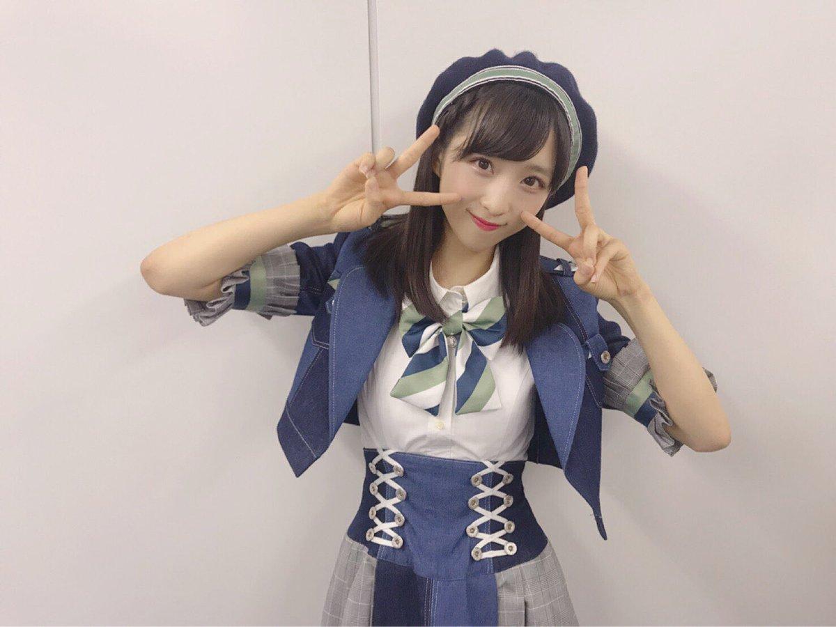 """Dgs32J9VMAErDjq - 【AKB48】「2万年に1人の美少女」小栗有以、強い眼差しにノックアウト """"平成のジャンヌダルク""""に"""