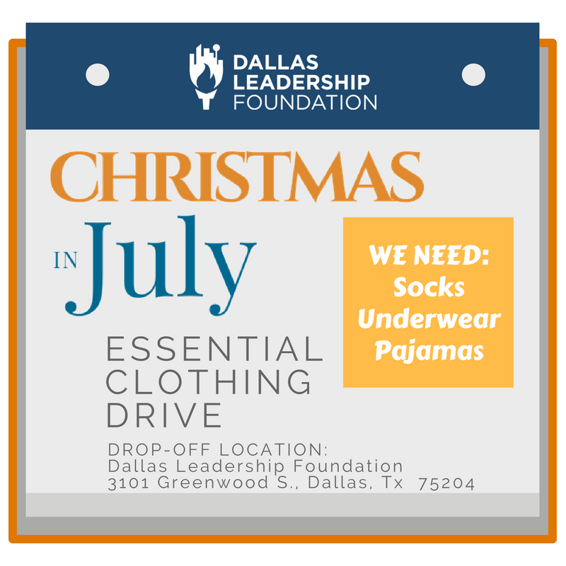 make plans now to donate much needed essentials new socks underwear pajamas in support of our treasures of hope christmas store starting next week