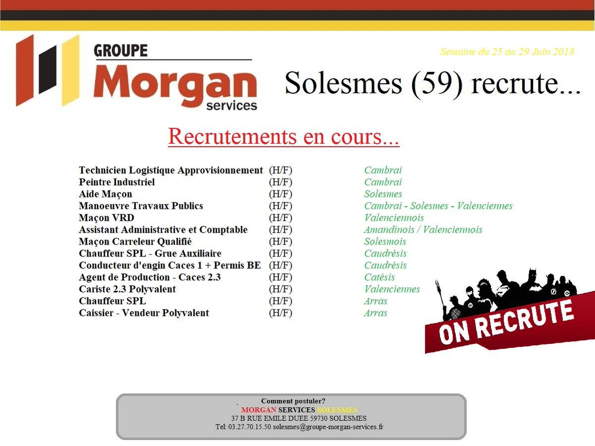 job etudiant macon