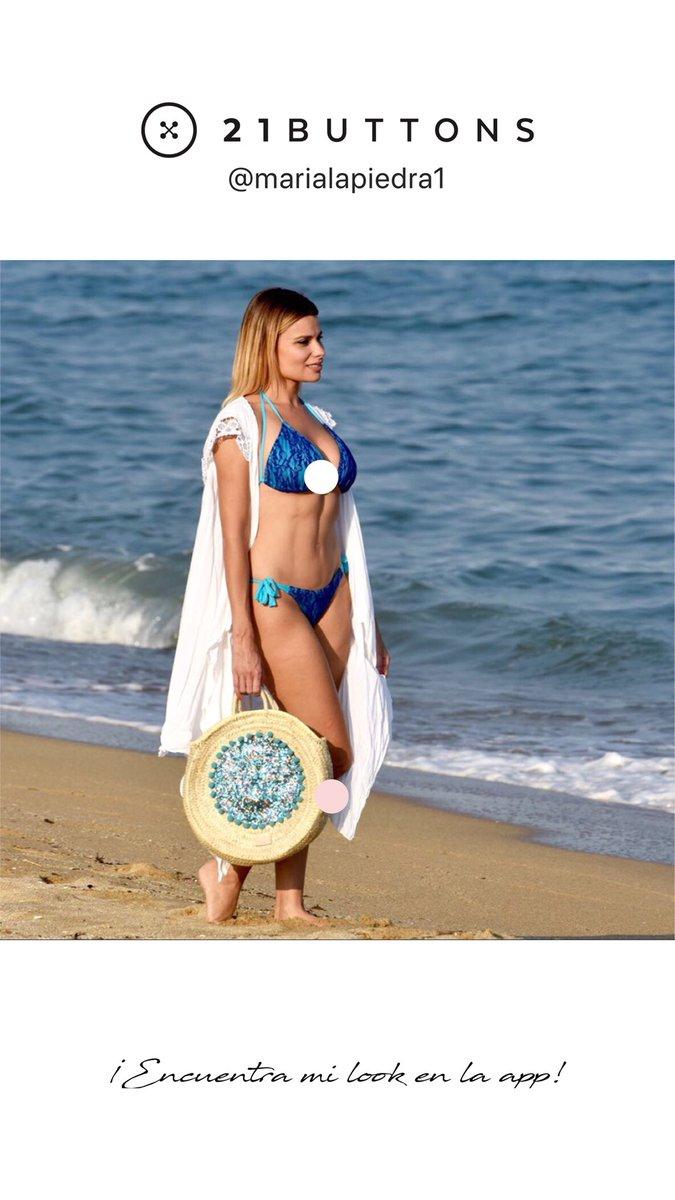 Bikini Maria Lapiedra nude photos 2019