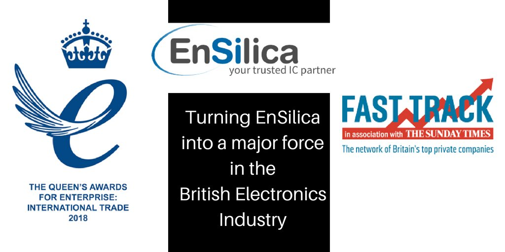 EnSilica Limited on Twitter:
