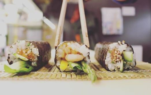 Just Eat Ireland On Twitter We Roll With Maki Sushi Cork