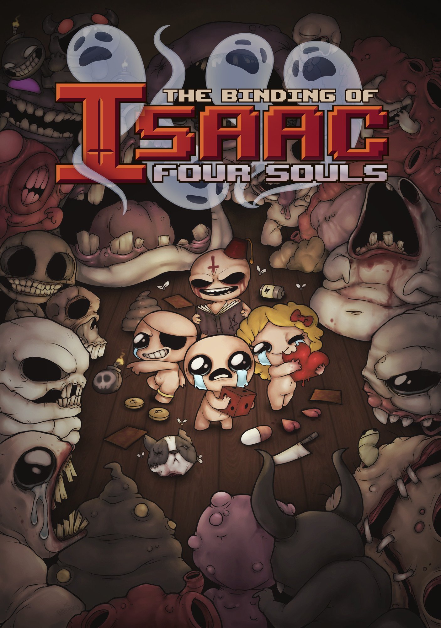 The Binding of Isaac | Know Your Meme