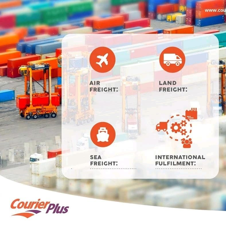 At #CourierPlus, we provide end-to-end international fulfilment services including air, sea and land #freight, #customs clearance into Nigeria, #warehousing, order processing, pick and pack, nationwide #distribution services and returns management to overseas online retailers.