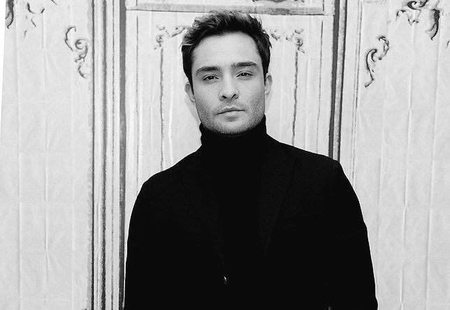 Happy Birthday to the talented and amazing Ed Westwick.  We love you Ed
