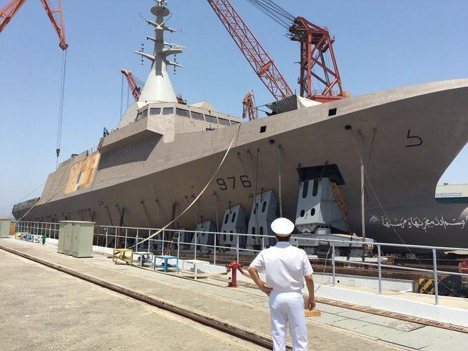كورفيتات Gowind 2500 لصالح البحرية المصرية  - صفحة 2 DgskPmrW0AAx9v9