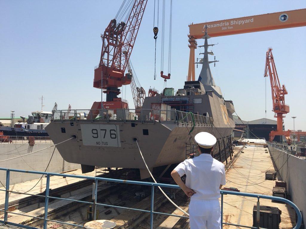 كورفيتات Gowind 2500 لصالح البحرية المصرية  - صفحة 2 DgskPnAXkAElEeh