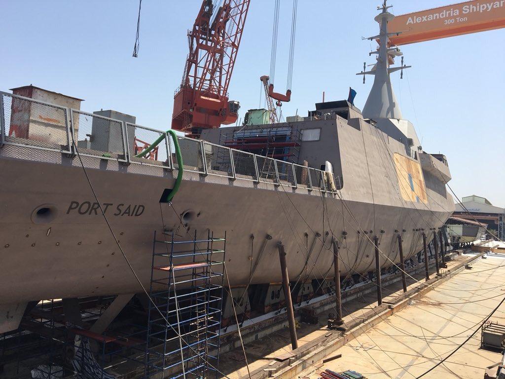 كورفيتات Gowind 2500 لصالح البحرية المصرية  - صفحة 2 DgskPnPWsAEIRqW