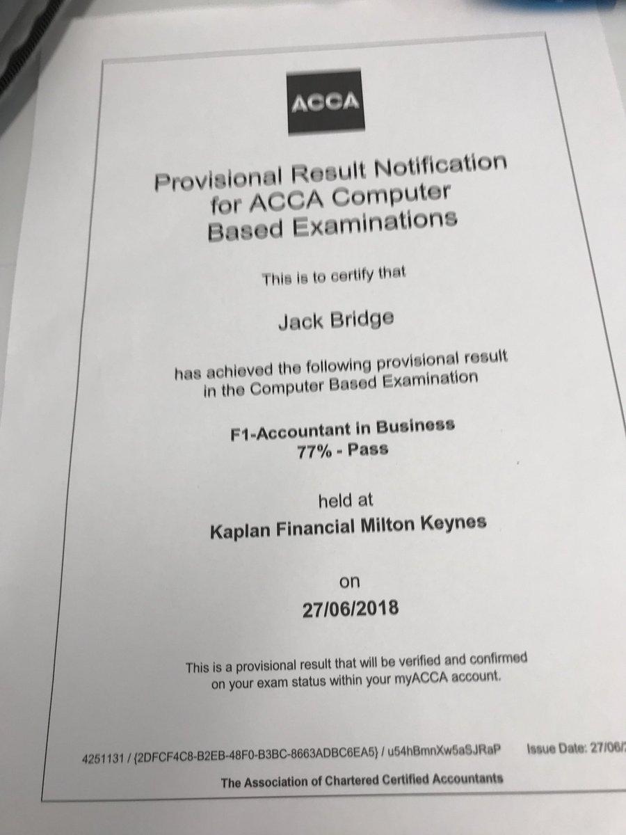 Jack Bridge (@Jack_SFAccy) | Twitter