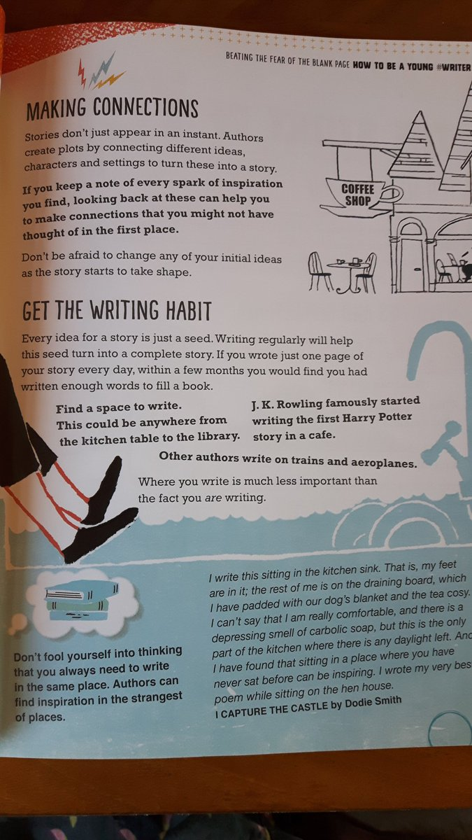 Christopher edge on twitter heres a few tips from my book how to christopher edge on twitter heres a few tips from my book how to be a young writer for nationalwritingday including a lovely gem from ursula le guin solutioingenieria Images