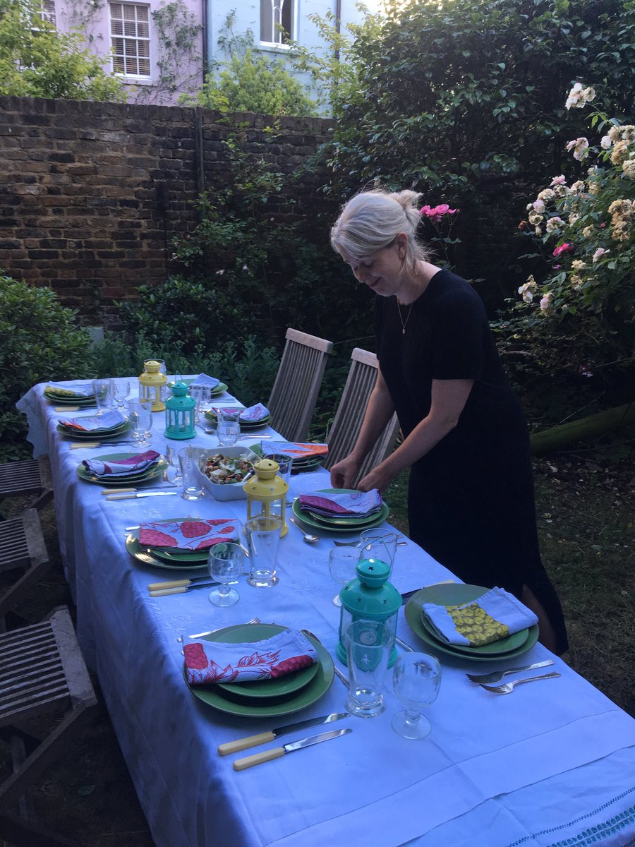 Nosy Crow On Twitter Heres Kjstansfield Laying The Table For - Book table for dinner