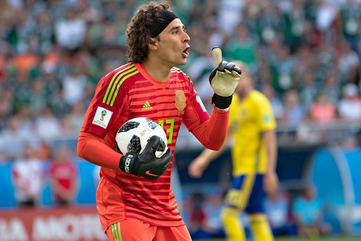 Repetición del partido completo México vs Suecia
