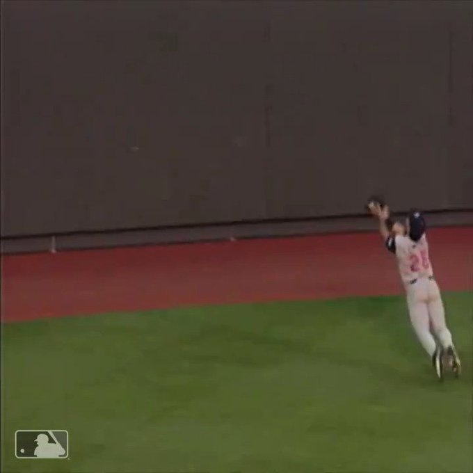 The Few The Proud Jerry this May Be The Best Catch I ve ever seen in The Outfield   Jim Edmonds Happy Birthday